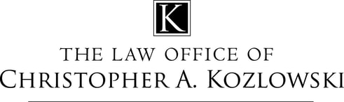 LAW OFFICE OF CHRISTOPHER A. KOZLOWSKI